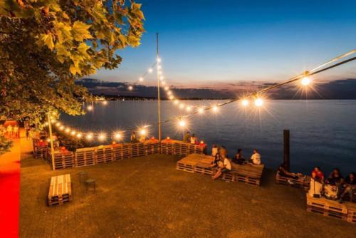 Strandfestwochen 2018 Beleuchtung
