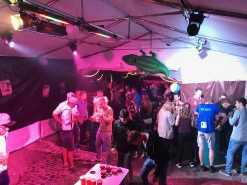 Tiki Bar 2018