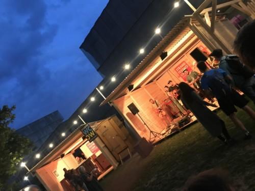 Strandfestwochen 2019 Beleuchtung