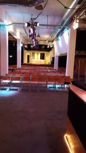 Theater Dorfbühni Niederglatt Breleuchtung & Sound